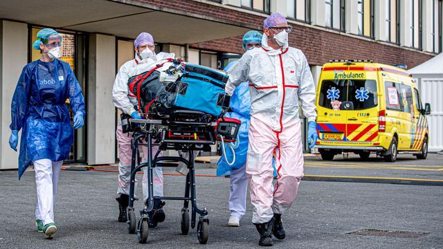 اصابات كورونا تتجاوز 58 ألف إصابة في هولندا