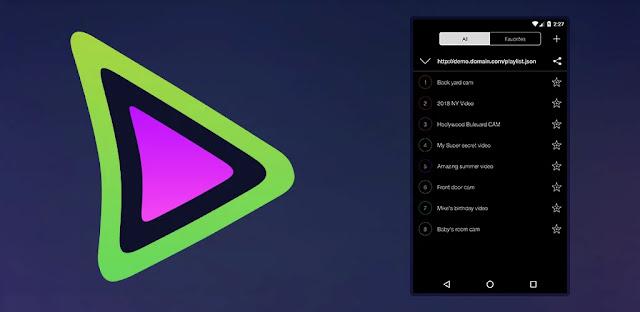 تنزيل Da Player - Video and live stream player  مشغل الفيديو والبث المباشر