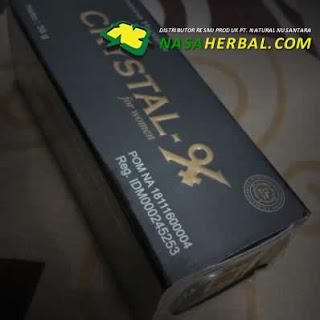 Kupas Tuntas Crystal X PT. Natural Nusantara (Nasa)