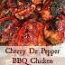 Cherry Dr. Pepper BBQ Sauce