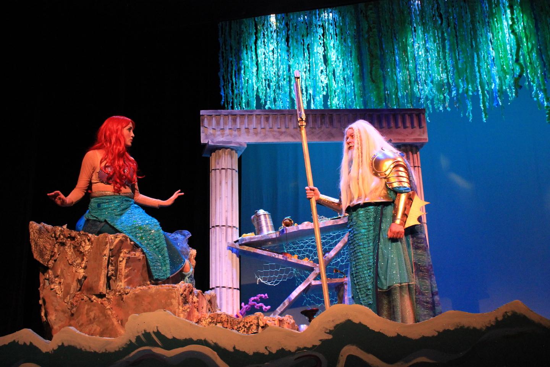 Little Mermaid Kids Musical