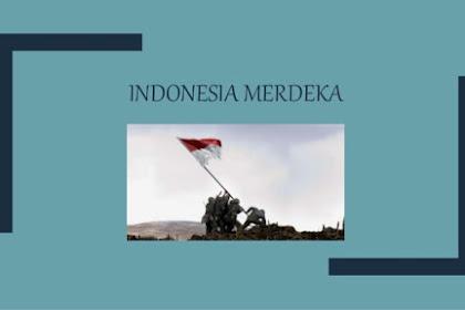 Jawaban Latih Uji Semester Bab 5 SI Kelas XI Halaman 123 (Indonesia Merdeka)