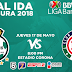 Santos remontó 2-1 ante Toluca