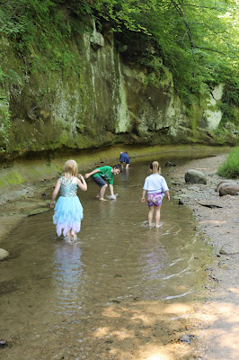 How to Create Your Own Family Adventure - Visit State Parks, Ledges State Park, Madrid/Boone, Iowa
