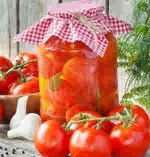 مخلل الطماطم