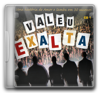 ExaltaSamba – Valeu Exalta – CD 1 (2011)