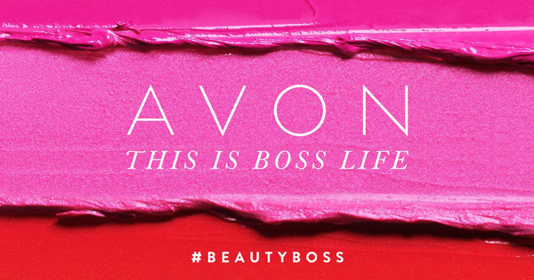 Sell AVON 24/7 - Become An AVON Representative Alaska Online #BeautyBoss