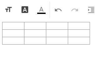 cara tambahkan tabel di blog