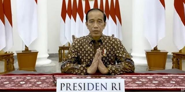 Presiden Jokowi: Saya Tidak Mau Lagi Dengar Ada Suap
