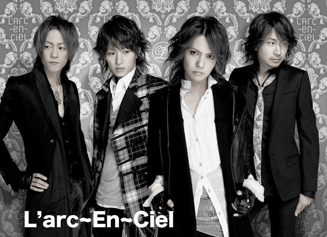 L`arc~en~Ciel – Killing Me Lyrics