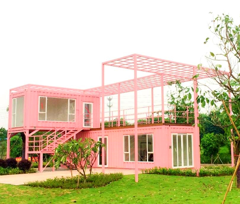 Shipping Container Homes & Buildings