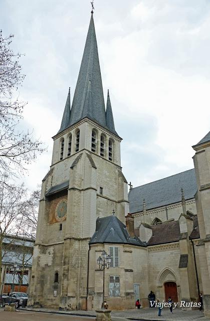 Iglesia de Saint Rémy