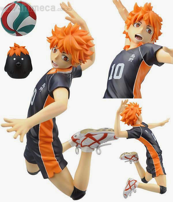 SHOYO HINATA Players Series Haikyuu!! Takara Tomy Marketing