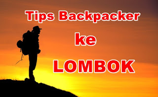 Backpacker ke Lombok