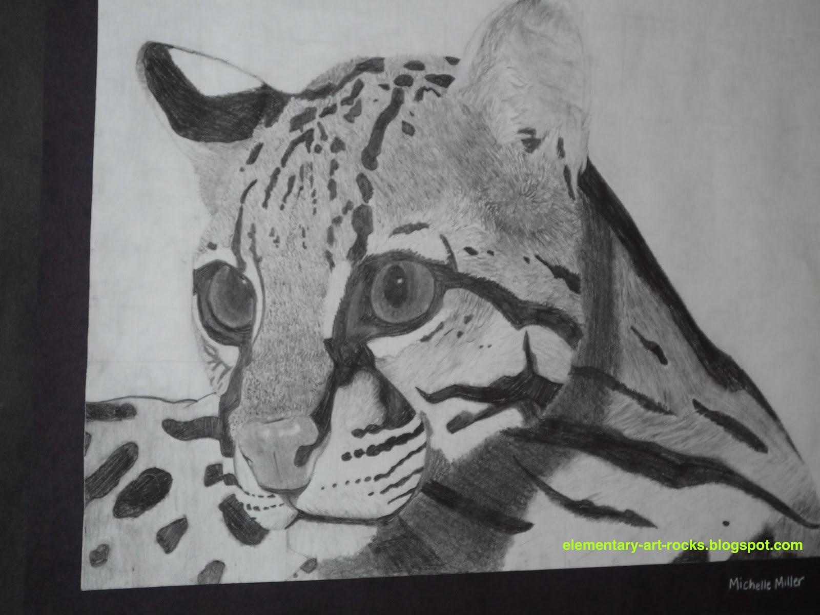 Art Rocks Ol S But Goo S Grades 6 7 8 Projects