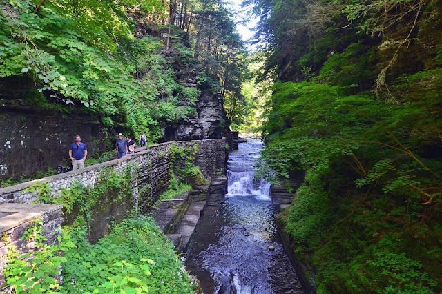 Gorge Trail Robert H. Trehman State Park Gorge Trail