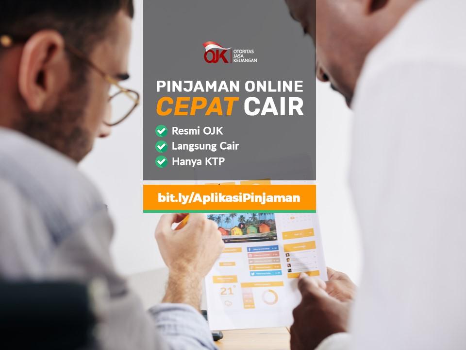 LAGI VIRAL..!! Pinjaman Online Cepat Cair Tanpa Slip Gaji