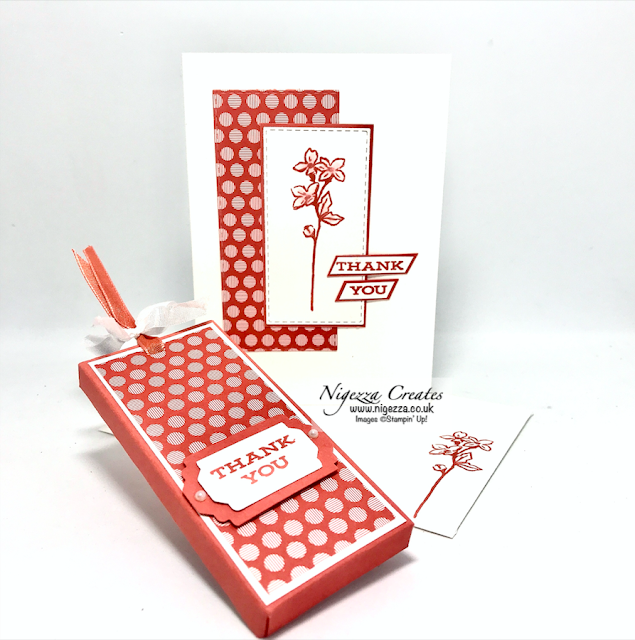 Nigezza Creates with Stampin' Up! and Four Season Floral