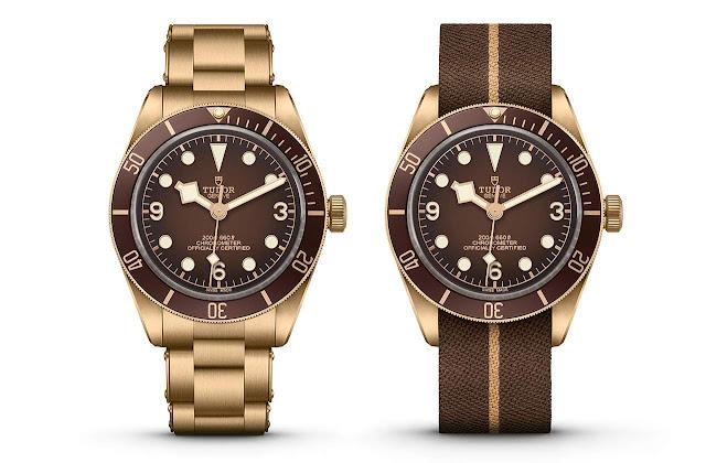 Tudor Black Bay Fifty-Eight Bronze ref. 79012M