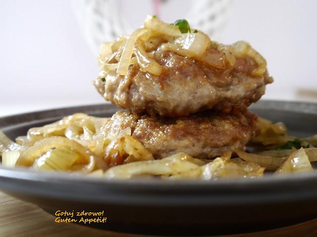 Rumsztyk z cebulką z mięsa wieprzowego - Czytaj więcej »