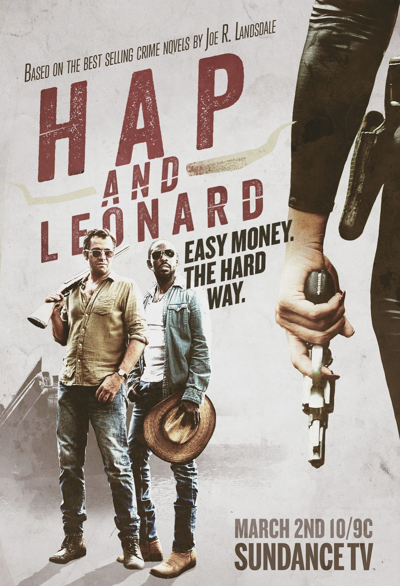 Hap and Leonard – Temporada 1