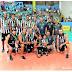 Terceiro colocado na Superliga B, Botafogo ainda pode conquistar acesso à elite do vôlei nacional