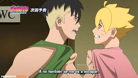 Boruto: Naruto Next Generations Capítulo 194 Sub Español HD