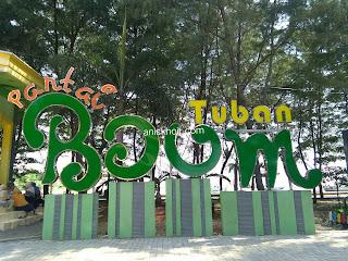 Pantai BOOM Tuban