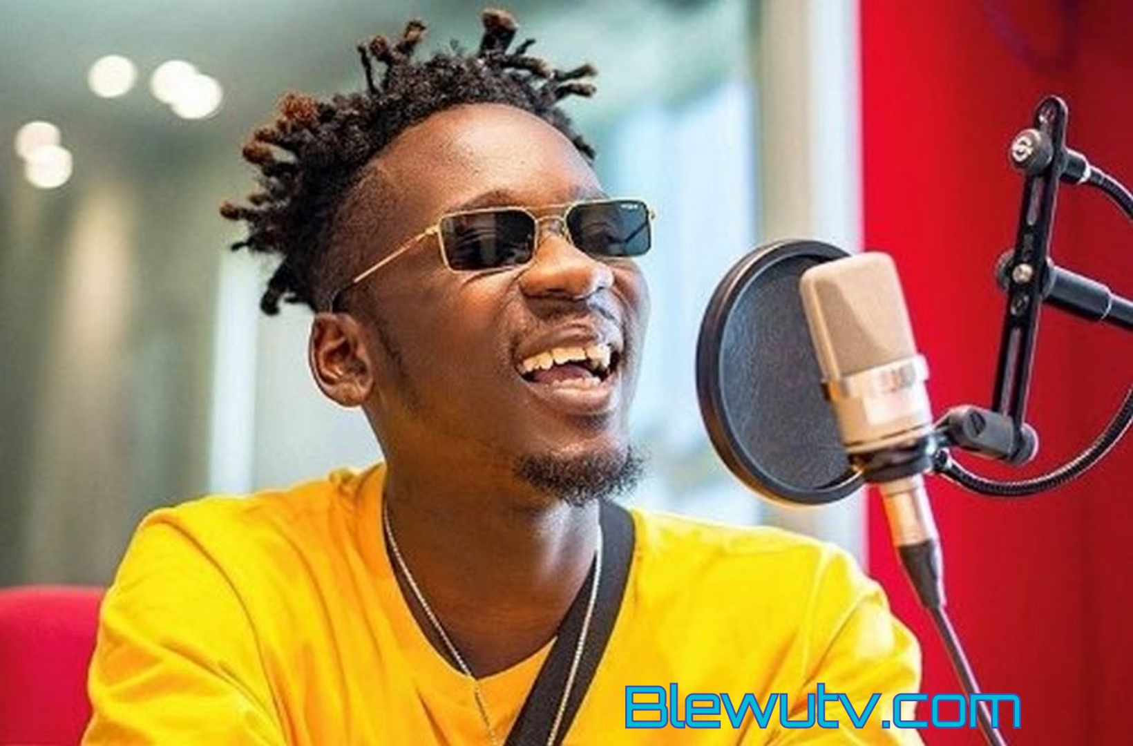 It Took Me 10 Years To Get a Hit Song - Mr. Eazi (Read more)