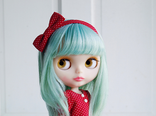 Yeye Things-eng: Blythe doll