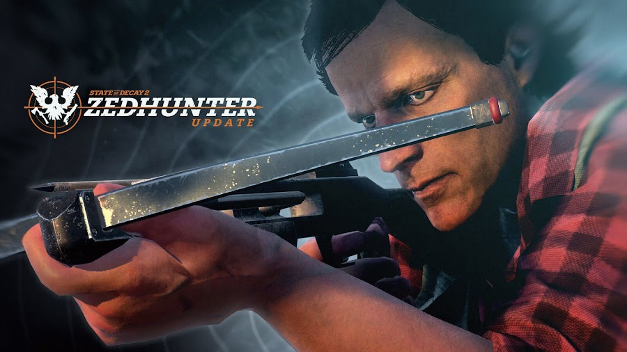 state of decay 2 free zedhunter update live