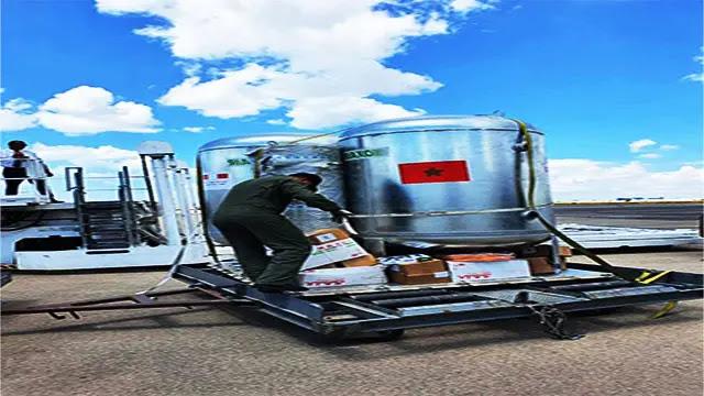 وصول طائرة مغربية إلى تونس محملة بالمساعدة الطبية العاجلة