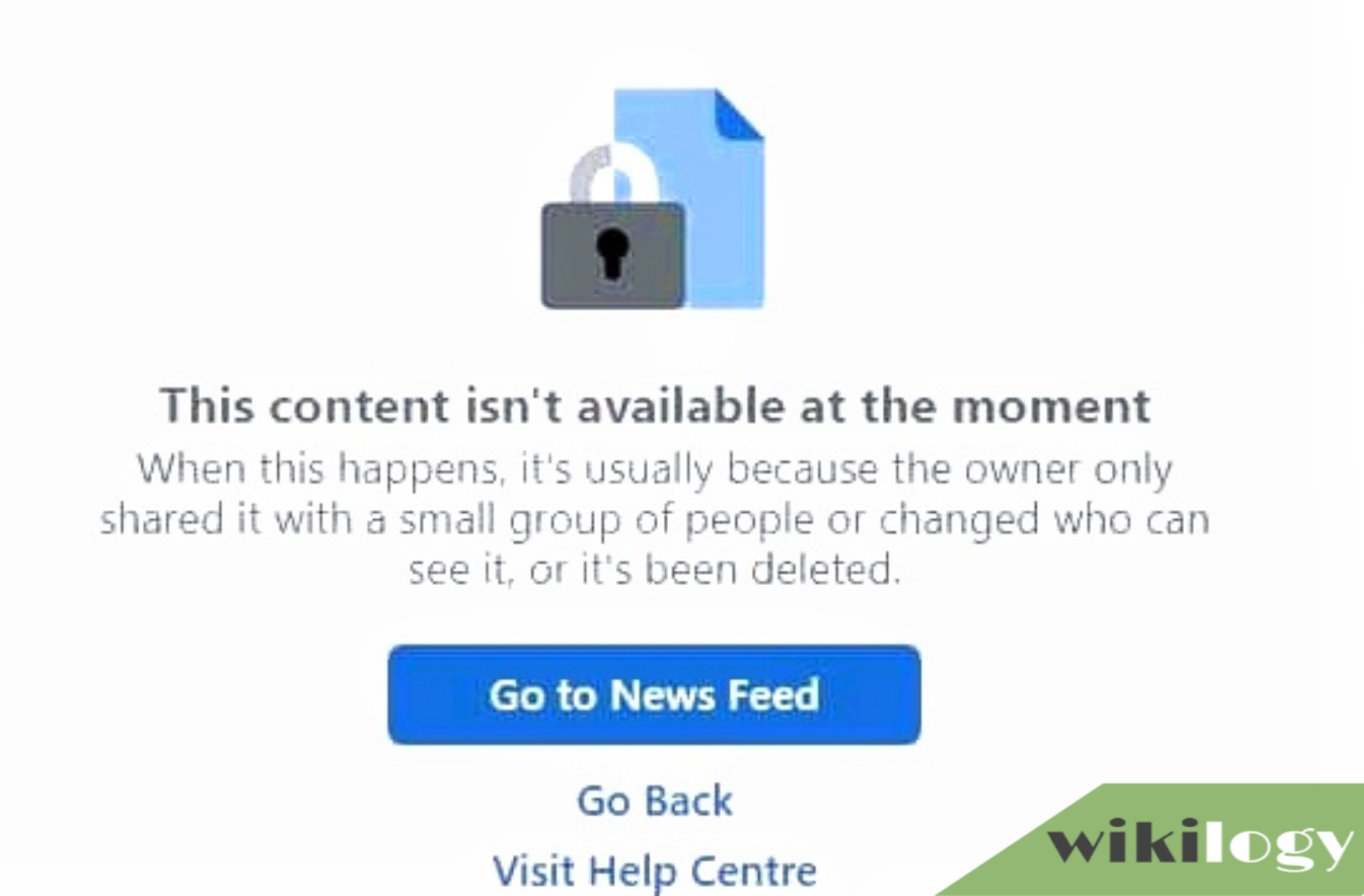 this content isn't available at the moment Facebook