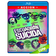 Escuadrón suicida (2016) BRRip 720p Audio Dual Latino-Ingles