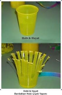 Hobi Çiçek Modelleri 1