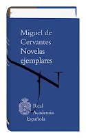 Libro N° 7145. Novelas Ejemplares. Cervantes, Miguel De.