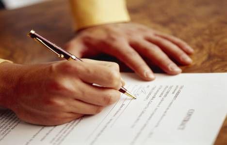 sözleşme çeşitleri