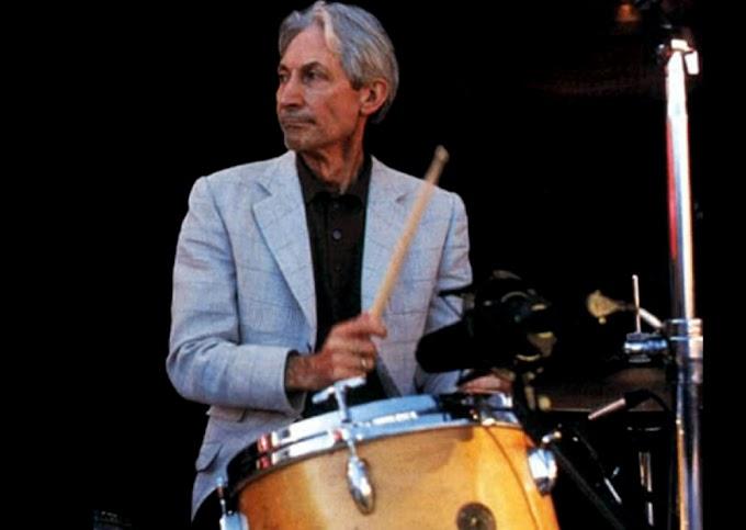 Murió Charlie Watts baterista de los Rolling Stones a los 80 años