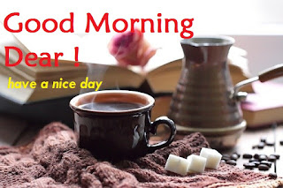 good morning tea gif