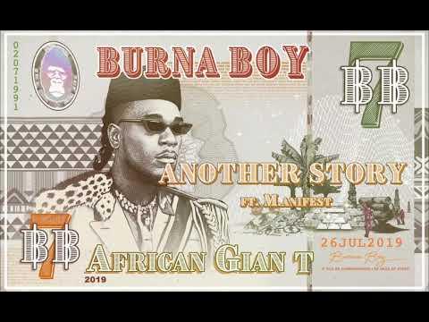 Burna Boy  Another Story Ft Manifest Lyrics
