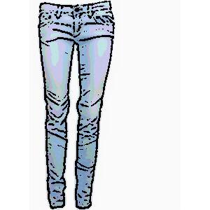 hukum pakai skinny jeans