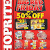 #BigRedFriday : Northern Cape & Free State Shoprite Big Red Friday Is Back 50% off Special 08 June 2018