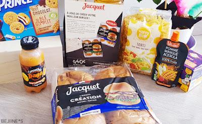 """Unboxing DegustaBox """"Comme un Chef"""" jacquet"""