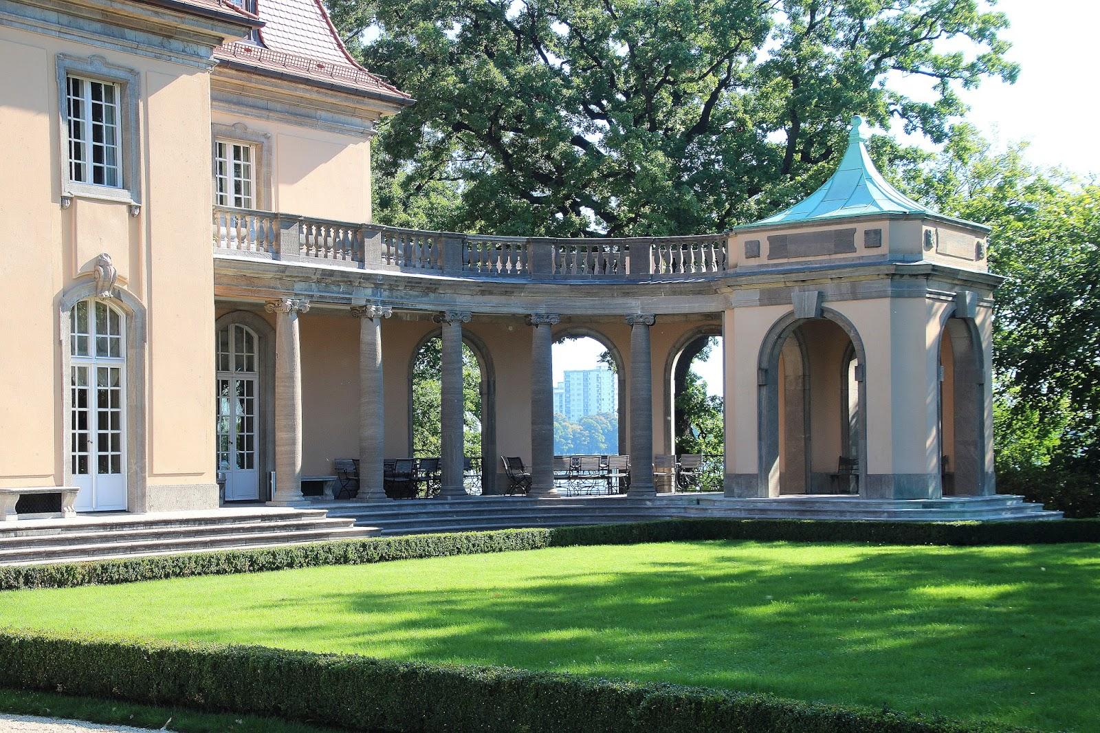 Auswärtiges villa borsig amt berlin Die Akademie