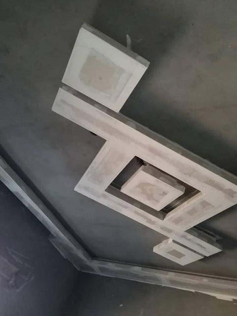 ديكورات اسقف جبس بورد غرف ضيوف وصالات استقبال 2020/ 2021