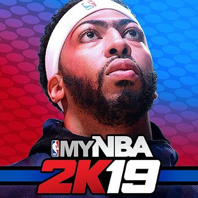 MyNBA2K19 APK + DATA Download