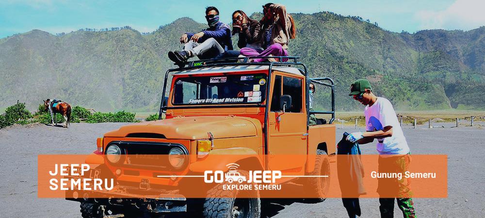 harga paket sewa jeep semeru dari tumpang dan malang