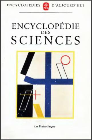 Livre : encyclopédie des sciences - Dominique Lecourt