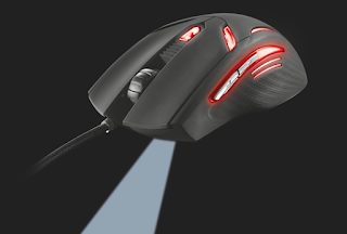 TRUST 19509 MOUSE GIOCO GXT152