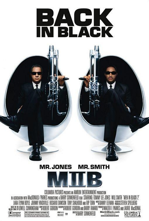 Download Men in Black 2 (2002) Full Movie in Hindi Dual Audio BluRay 720p [1GB]